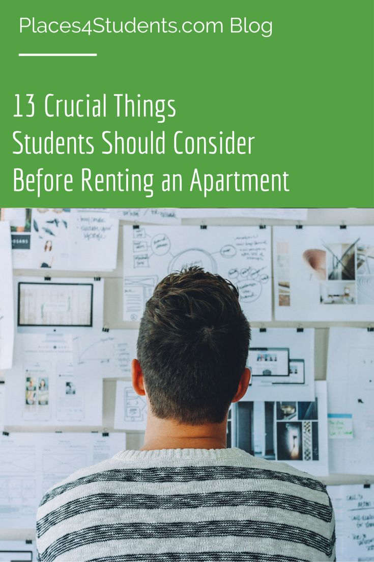 Before Renting An Apartment 168 best student housing blog images on pinterest | roommates, a
