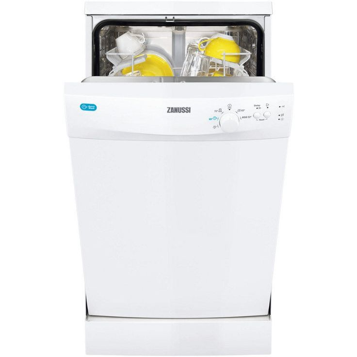 Zanussi ZDS22002WA S ZDS22002WA The Zanussi ZDS22002WA Slimline Dishwasher comes in a white finish to make it an ideal focal point that will seamlessly fit into your kitchen. This slim dishwasher fits anywhere, but has a generous ca http://www.MightGet.com/february-2017-2/zanussi-zds22002wa-s-zds22002wa.asp