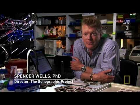The Human Family Tree - Watch the full documentary - On a single day on a single street, with the DNA of just a couple of hundred random people, National Geographic Channel sets out to trace the ancestral footsteps of all humanity.Narrated by Kevin Bacon, The Human Family Tree travels to one of the most diverse corners of the world -- Queens, N.Y. -- to demonstrate how we all share common ancestors who embarked on very different journeys.