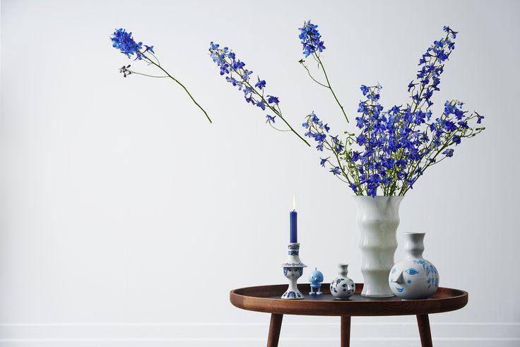 conceptbook 2016 topic: flowery beauty // applicata, Bjørn Wiinblad Denmark, Holmegaard, Hoptimist