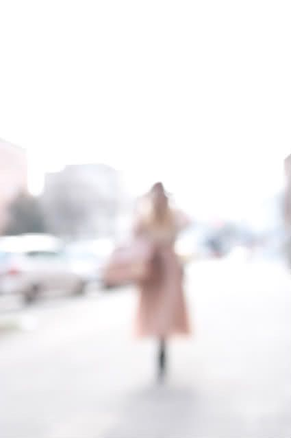 I love ridiculously out of focus images