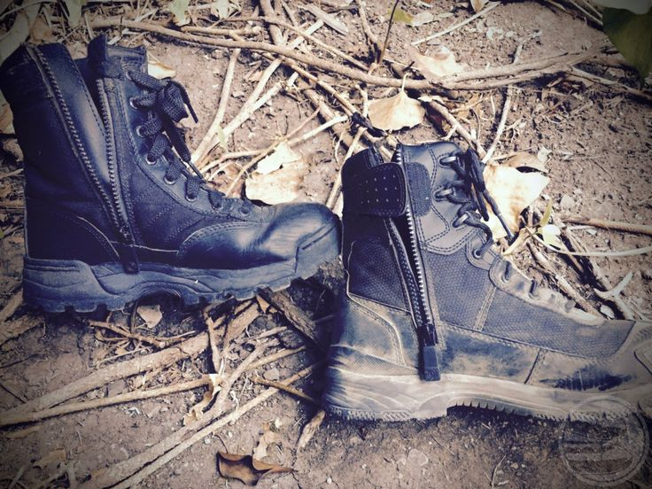 Original SWAT boots review.
