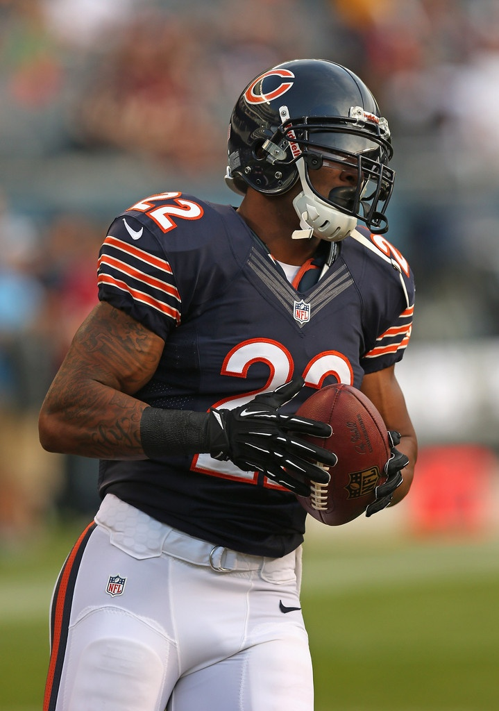 4e62d857 Forte of Bears   NFL   Chicago bears, Nfl football players, Bears ...