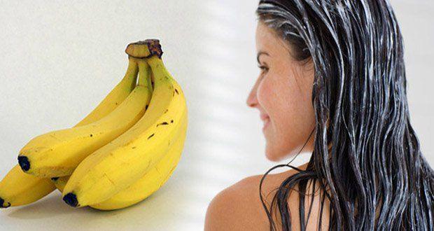 Voici une recette naturelle, faite à base de banane et d'huile d'amande, qui va vous permettre de prévenir la chute de cheveux.