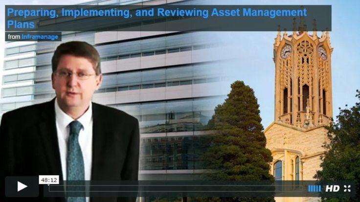Preparing, Implementing, and Reviewing Asset Management Plan