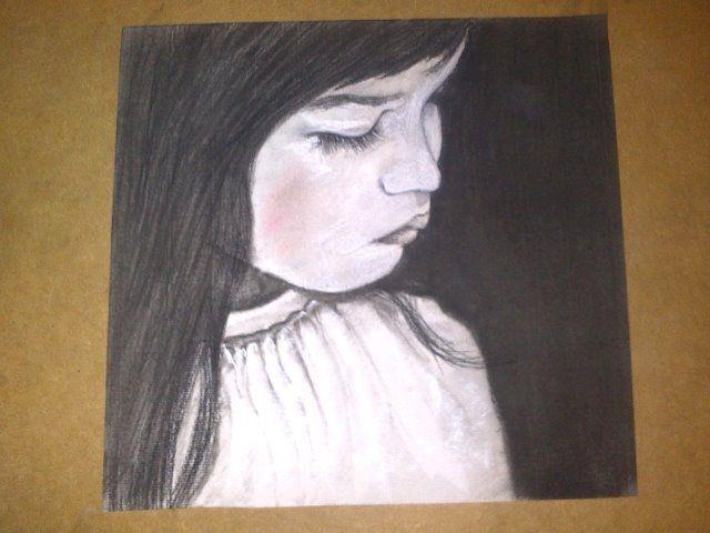 Retrato de Silvia Hernandez
