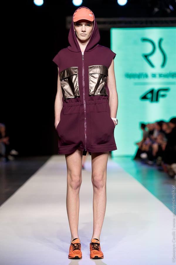 #rs #4F #runway #FashionWeek #FashionPhilosophyFashionWeekPoland #model #ss15