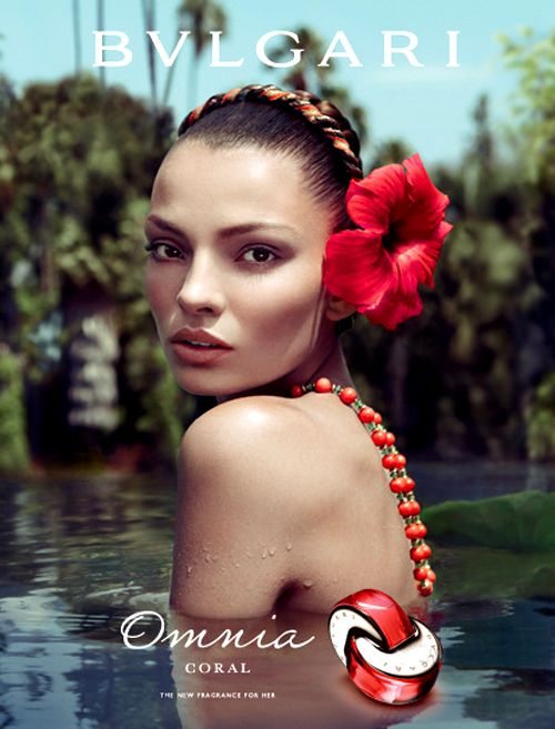 Bvlgari Omnia Coral ♥ - I tried a sample of this today - yummm :)
