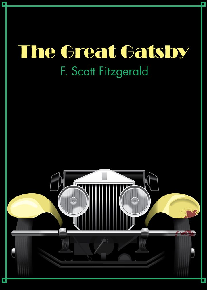 characterization of jay gatsby from f scott fitzgeralds the great gatsby Free online library: fitzgerald, f scott the great gatsby(young adult review, brief article, audiobook review) by kliatt business publishing industry.