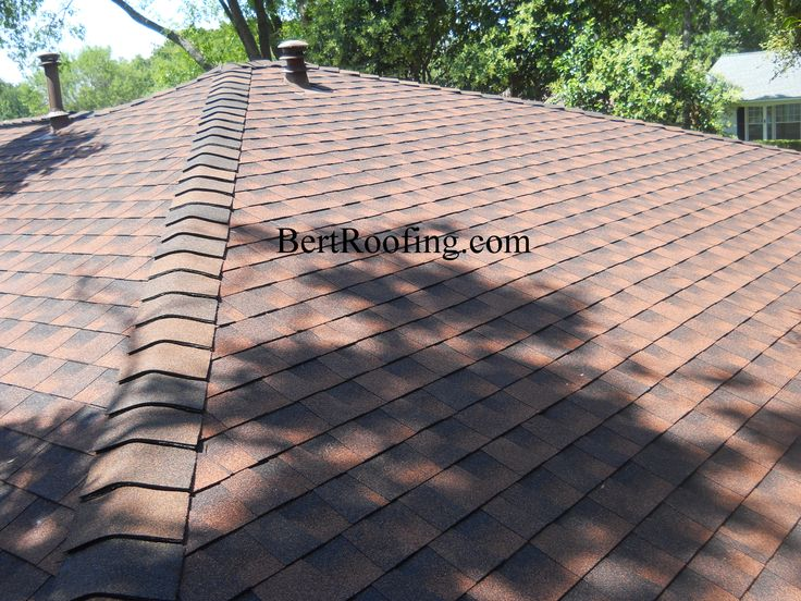 Installed By Bert Roofing Inc Of Dallas In Lake Highlands On August 2013. | GAF  Roofing: Timberline HD Composition Shingle | GAF Building Products ...
