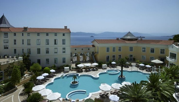 5* Thermae Sylla Spa Wellness Hotel στην Αιδηψό!