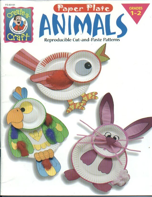 + Paper Plate Animals FS - babyideas2000@h puppet story - Picasa Web Albums
