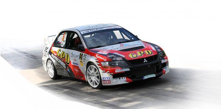 Orsák Rally Sport - J. Orsák (Mitsubishi Lancer Evo) - 2009.