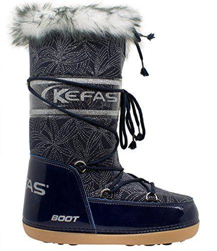 Damen Stiefel Schuhe luxus Glitter 7718 Schwarz 37