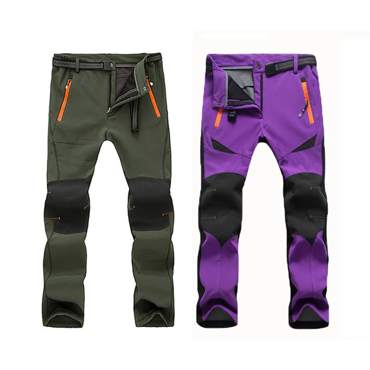 Waterproof Soft shell Winter Hiking Pants Men Camping Trekking Thermal Fleece Warm Ski Trousers Women Plus size Polartec Pants #clothing,#shoes,#jewelry,#women,#men,#hats,#watches,#belts,#fashion,#style