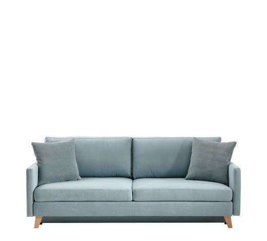 Hellblaues Sofa Mit Praktischer Schlaffunktion 30 Tage Ruckgaberecht Jetzt Online Bei Xxxlutz Bestellen Hellblaues Sofa Design Schlafsofa Schlafsofa
