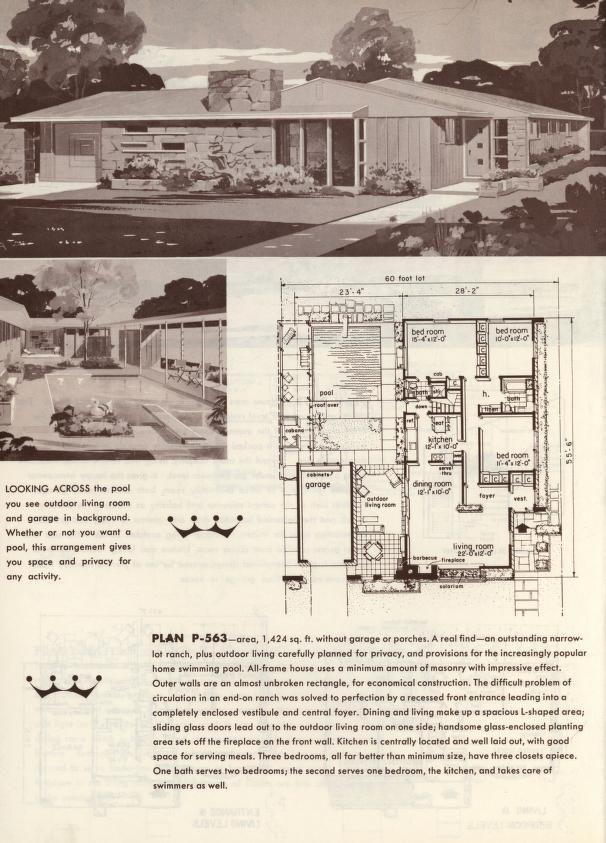 3879 best Plans images on Pinterest | Vintage house plans, Floor ...