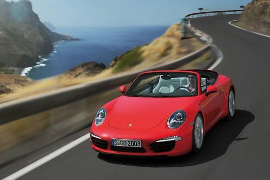 Porsche 911 Cabrio: Der automobile Orgasmus...