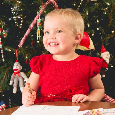 Share a holiday message with the families at St. Jude!