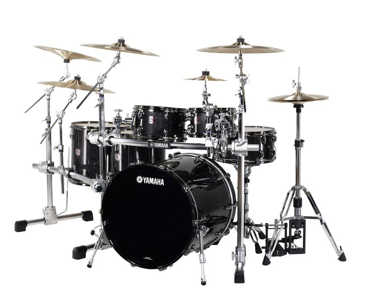 Yamaha OAK Custom X acoustic drum kit