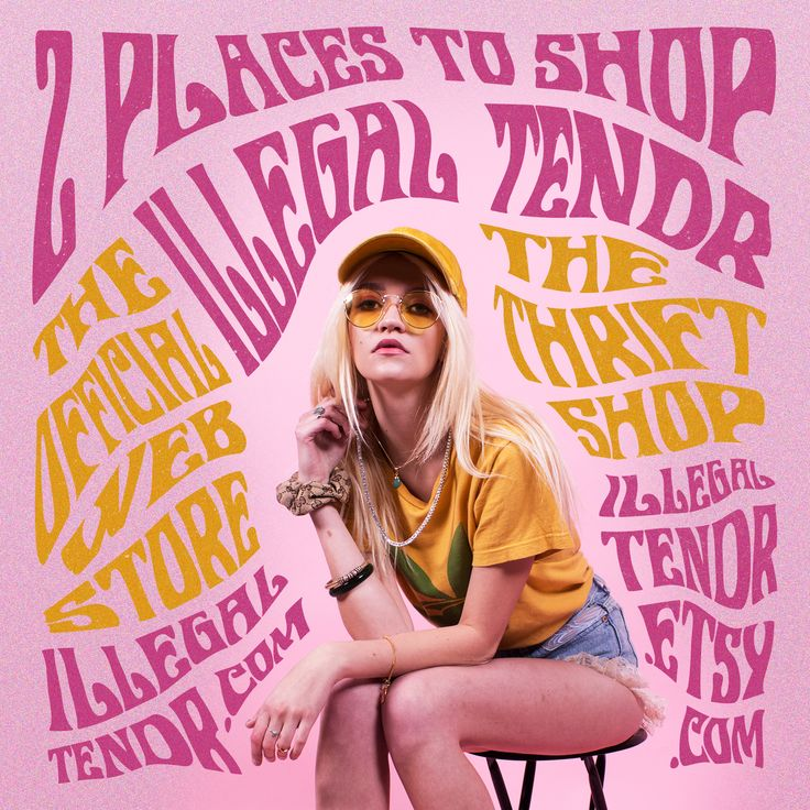 Online thrift store loaded with vintage/retro streetwear, in-house goods, designer items, crystal healing necklaces & other psychedelic jewelry, books published in the 60s - 70s, vintage glassware, rolling papers, psychedelic posters, & more added every week.