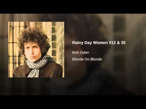 Bob Dylan's Blonde On Blonde released today in 1966 ~ all fourteen tracks are available via this pin.