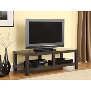 tv stand walmart 50 altra parsons espresso tv stand for tvs up to 50