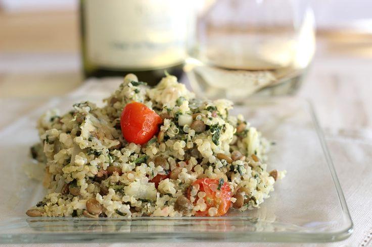 Mediterranean Quinoa Casserole (44)