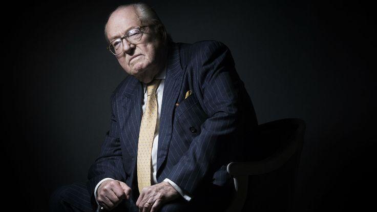 Jean-Marie Le Pen va publier 500 pages de Mémoires