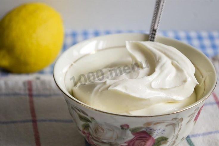 Крем чиз для капкейков и торта