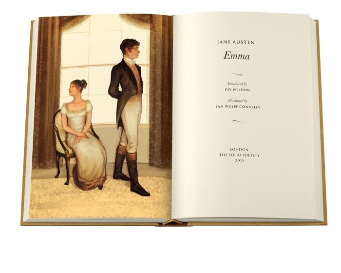 best jane austen images jane austen christmas  the folio society s beautifully illustrated edition of jane austen s iconic novel emma