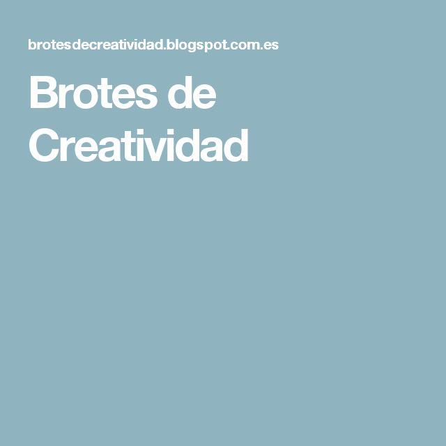 Brotes de Creatividad