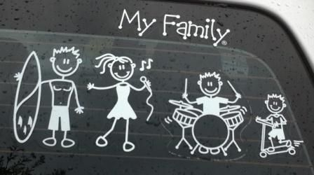 The Indian Family Sticker-Family Stickers India-Car Family Stickers-Family Car Stickers- family stickers for back of car- my family car stickers-car stickers family-  family stickers for car windows- my family car stickers-car stickers family. for more visit http://theindianfamilysticker.com/