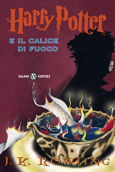 Harry Potter e il calice di fuoco - J. K. Rowling