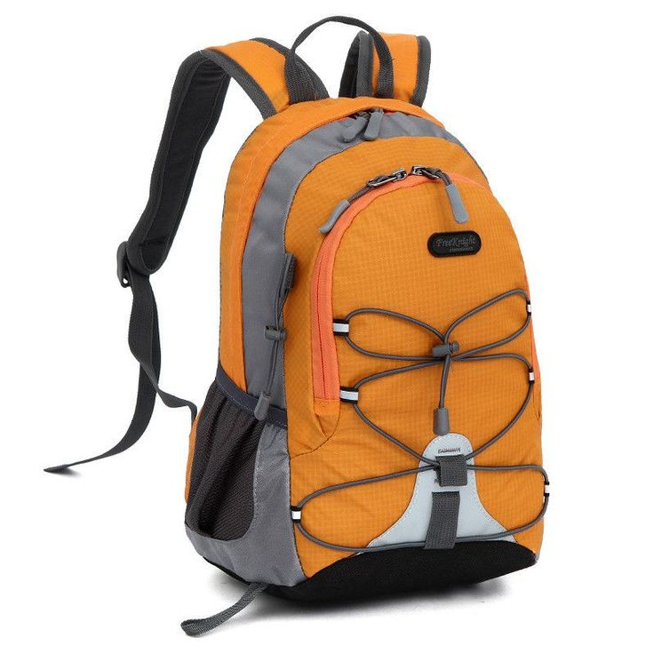 Lightweight Water-Resistant Backpack (Small)