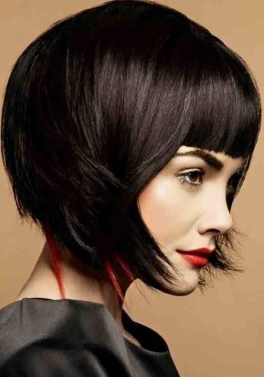 Bob Hairstyle For Prom