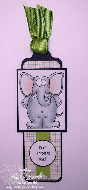 Paper Perfect Designs: Jungle Out There Bookmark