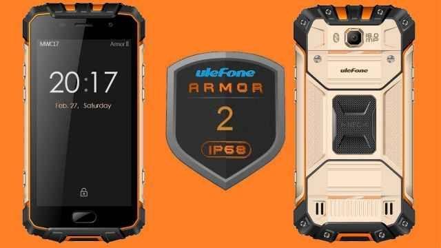 Ulefone Armor 2: Nuovo Potente Smartphone in Arrivo Che i produttori cinesi siano entrati di prepotenza anche nel mercato cinese questo è ormai un dato di fatto.  Presentato al MWC2017, il nuovo smartphone di casa Ulefone, Armor 2, sembrerebbe costru #ulefone #ulefonearmor2
