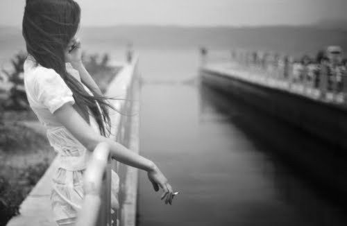 Black and White Photography Girl sad - Bing images