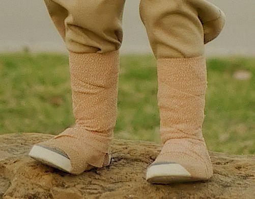 luke skywalker boots