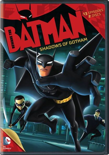 Beware The Batman: Shadows Of Gotham Season 1