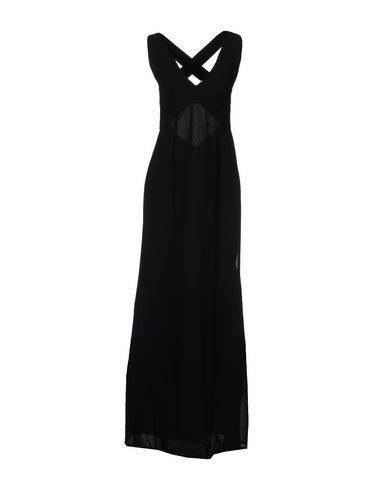 YOUNG COUTURE by BARBARA SCHWARZER Women's Long dress Dark blue 8 US