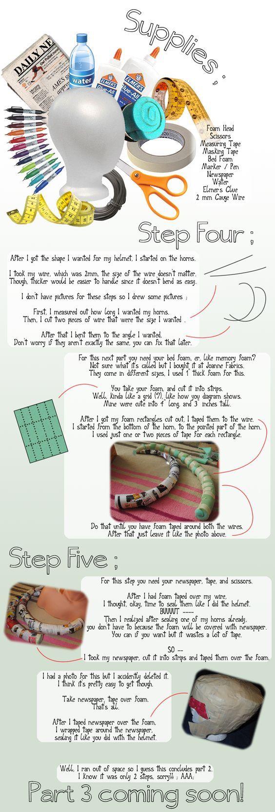 17 best ideas about loki helmet loki marvel loki loki helmet tutorial part 2 by ~confessionstetragram on