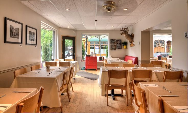Photos / 360 View - Le Passé Composé | Bistro Restaurant Montreal ...