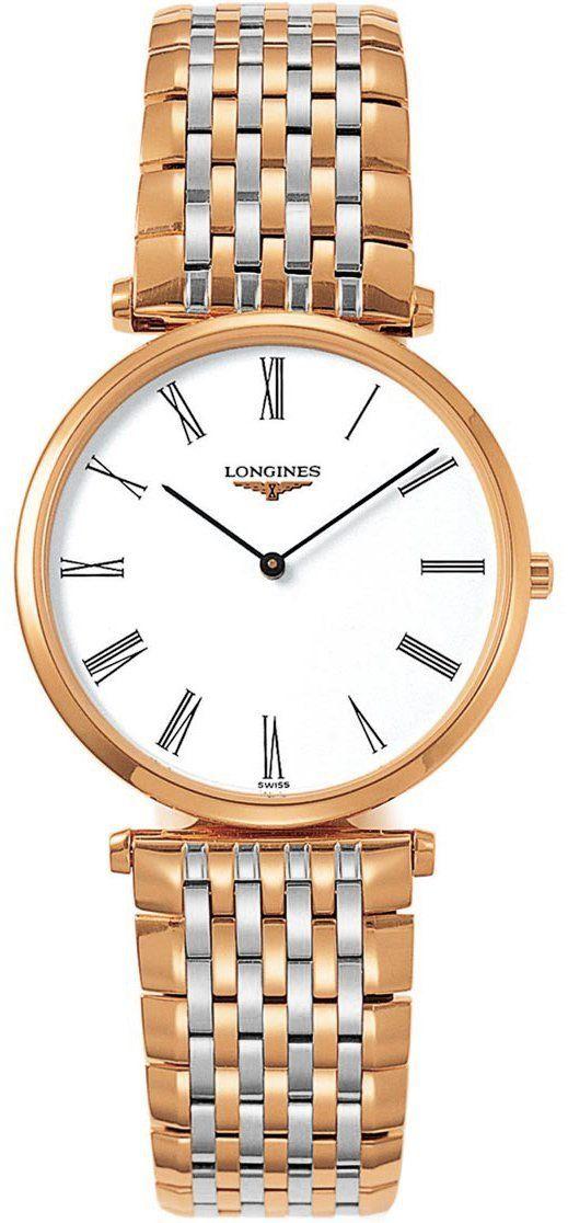 NEW LONGINES LA GRANDE CLASSIQUE MENS WATCH L4.709.1.11.7 ...