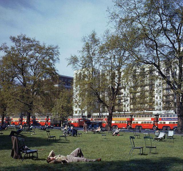 London Hyde Park 1944