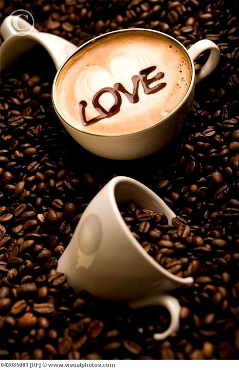 .·:*¨¨*:·.Coffee ♥ Art.·:*¨¨*:·. Love latte art coffee beans