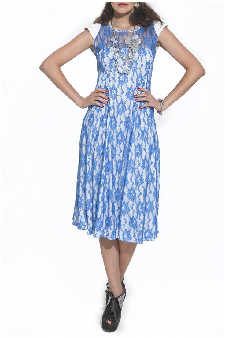 Beata Dress by NancyPop London, Seen at http://www.amazon.co.uk/gp/product/B008U5FZB6