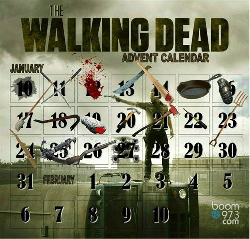 how to advent calendar