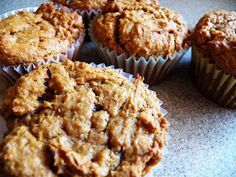 My 7 month old loves these! Great way to introduce peanut butter. I used 3 bananas rather than any carrots and made as mini muffins baked 8-10 mins. I liked that there is not much sugar.